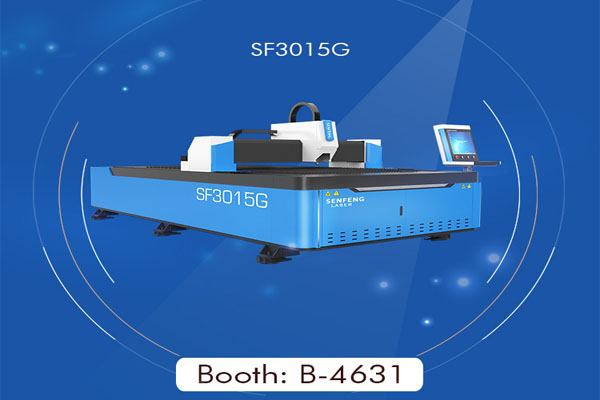 Machine Tool Indonesia 2019-SENFENG LEIMING LASER